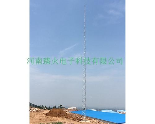 河南GJT系列圆钢避雷塔
