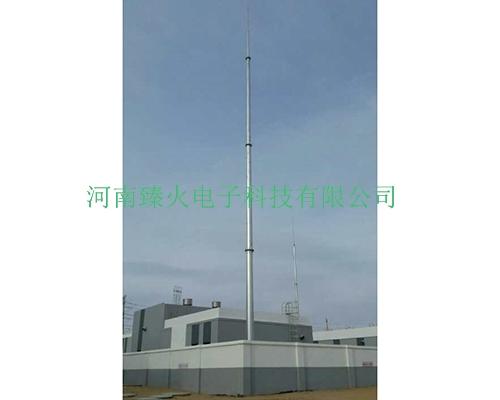 河南GH系列环形钢管避雷塔