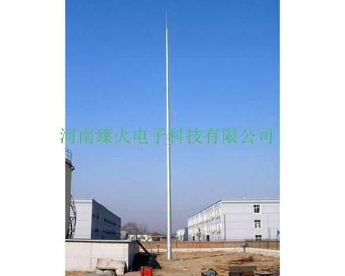GH系列环形钢管避雷塔