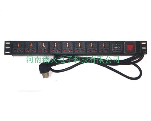 PDU电源防雷排插
