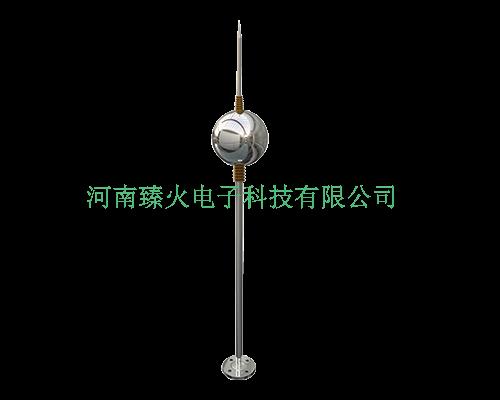 球型单针避雷针