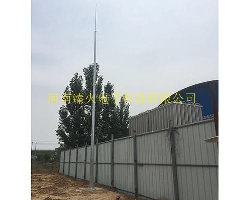 GH环形钢管避雷针安装