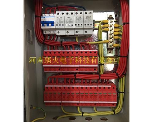 电源防雷器安装