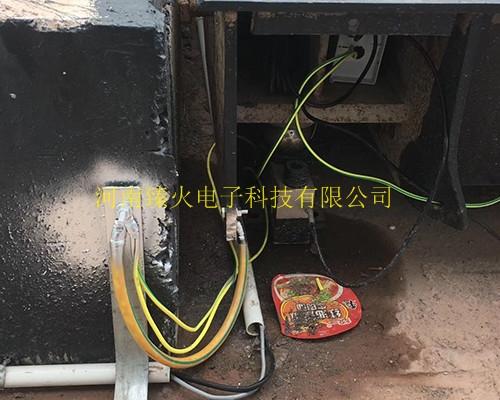串口防雷器安装
