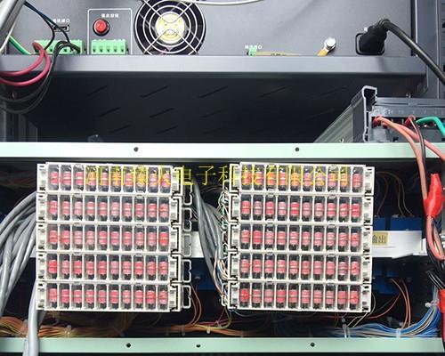 电话端子防雷器安装图